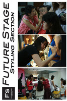 Highlight for Album: FSA MAKE-UP/STYLING SECTION